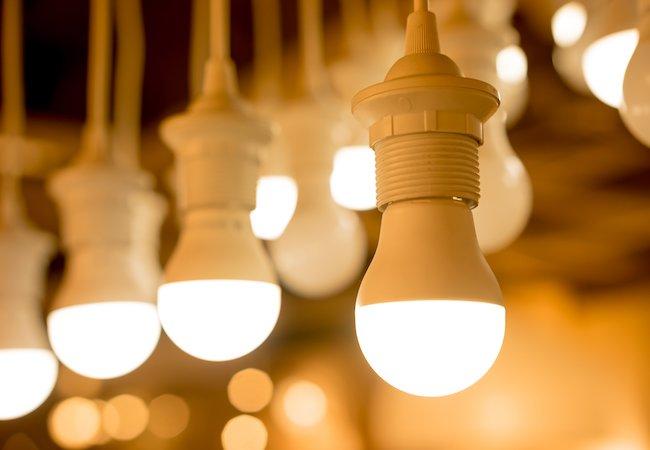 Простота в монтаже и использовании светодиодного освещения