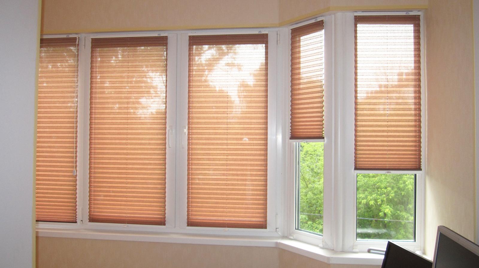 Оформление окон и защита от солнца с установкой жалюзи